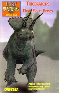 Lost Worlds: Dino Fight Series – Triceratops