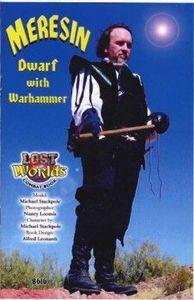 Lost Worlds: Meresin – Dwarf with Warhammer