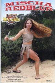 Lost Worlds: Mischa Redblur