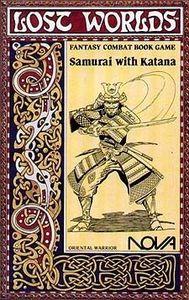 Lost Worlds: Samurai with Katana
