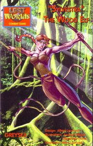 Lost Worlds: Sylvestra the Wood Elf