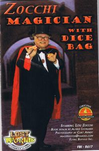 Lost Worlds: Zocchi Magician with Dice Bag