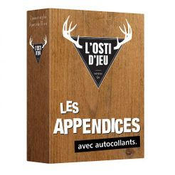 L'osti d'jeu: Extension Les Appendices