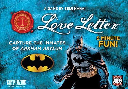 Love Letter: Batman