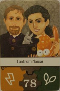 Lovelace & Babbage: Tantrum House 2019 Promo Card