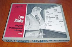 Low Bidder: a Game of Management Strategy