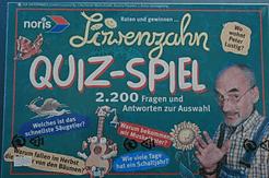 LÖWENZAHN Quiz-Spiel