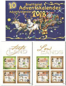 Lowlands: Brettspiel Adventskalender 2018 Promo
