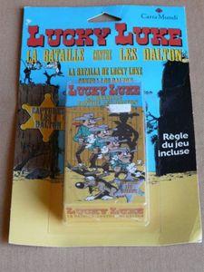 Lucky Luke et la bataille contre les Dalton