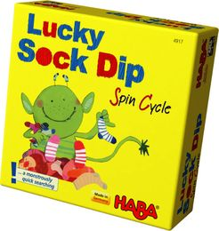 Lucky Sock Dip: Spin Cycle