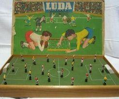 LUDA Tischfußballspiel