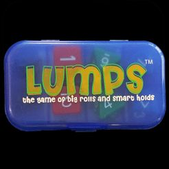 Lumps, the Game of Big Rolls and Smart Holds