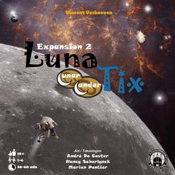 LunaTix: Lunar Lander