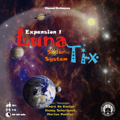 LunaTix: Solar System