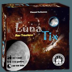LunaTix: Star Trackers