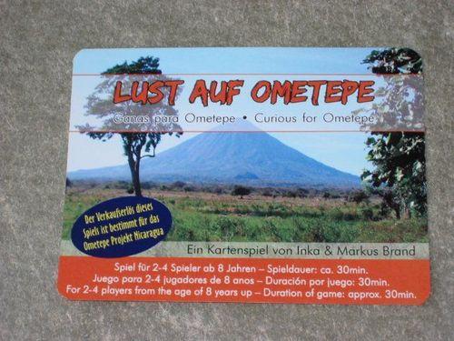 Lust auf Ometepe