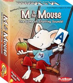 M is for Mouse