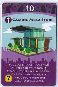 Machi Koro: Gaming Mega Store