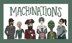 Machinations: A Game of Devious Schemes