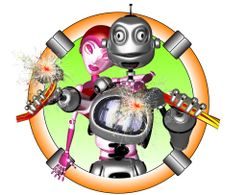 Mad Robots