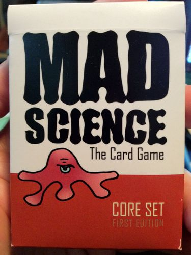 Mad Science The Card Game