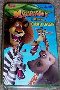 Madagascar Card Game