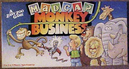 Madcap Monkey Business