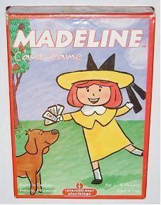 Madeline Card Game