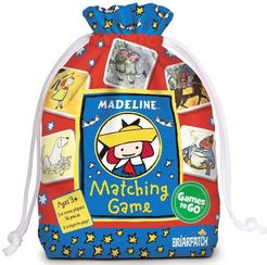 Madeline Matching Game