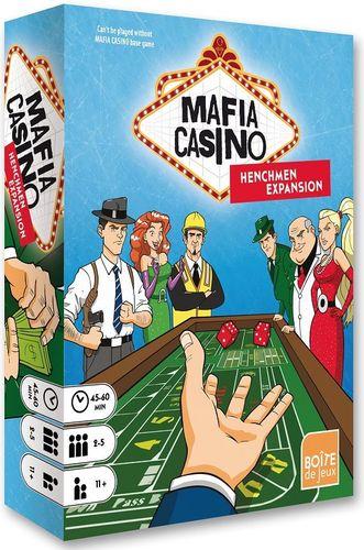 Mafia Casino: Henchmen Extension