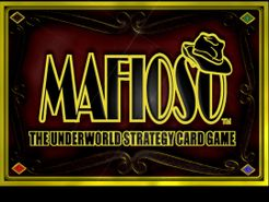Mafioso: The Underworld Strategy Card Game