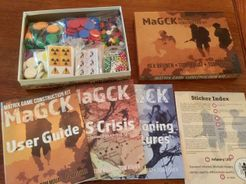 MaGCK: The Matrix Game Construction Kit