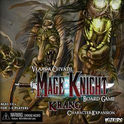 Mage Knight Board Game: Krang Character Expansion