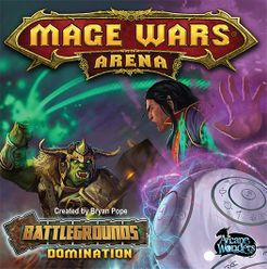 Mage Wars Arena: Battlegrounds Domination