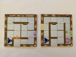Magic Maze: Maximum Security Bonus Tiles