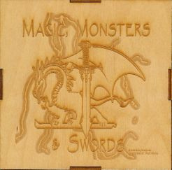 Magic, Monsters & Swords
