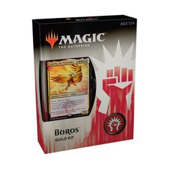 Magic: The Gathering – Boros Guilds of Ravnica Guild Kit