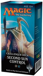 Magic: The Gathering – Challenger Deck: Second Sun Control