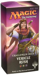 Magic: The Gathering – Challenger Deck: Vehicle Rush