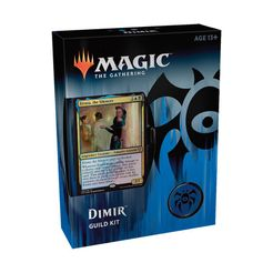 Magic: The Gathering – Dimir Guilds of Ravnica Guild Kit