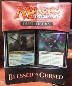 Magic: The Gathering – Duel Decks: Blessed vs. Cursed