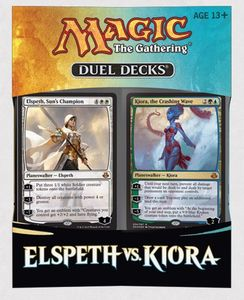 Magic: The Gathering – Duel Decks: Elspeth vs. Kiora