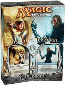 Magic: The Gathering – Duel Decks: Elspeth vs. Tezzeret