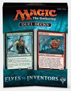 Magic: The Gathering – Duel Decks: Elves vs. Inventors