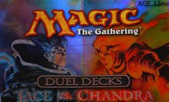 Magic: The Gathering – Duel Decks: Jace vs. Chandra
