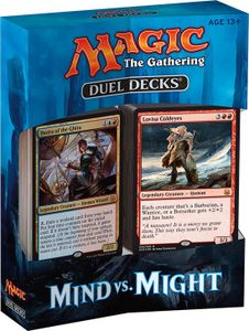 Magic: The Gathering – Duel Decks: Mind vs. Might