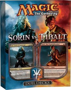 Magic: The Gathering – Duel Decks: Sorin vs. Tibalt