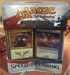 Magic: The Gathering – Duel Decks: Speed vs. Cunning