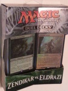 Magic: The Gathering – Duel Decks: Zendikar vs. Eldrazi