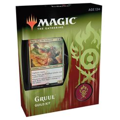 Magic: The Gathering – Gruul Ravnica Allegiance Guild Kit